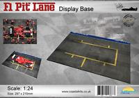 Coastal Kits 1:24 Scale F1 Pit Lane Display Base
