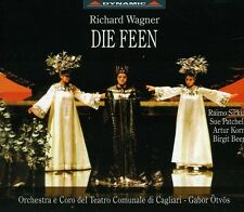R. Wagner - Die Feen [New CD] Complete