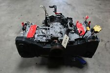2002- 2005 SUBARU IMPREZA WRX 2.0L TURBO ENGINE JDM EJ205