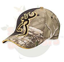 Browning Big Buckmark Cap Hat - Realtree Xtra Camo