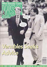 WHEN SATURDAY COMES Issue No.85 March 1994 Venables Seeks Advice