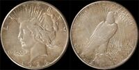 1926-S San Francisco Mint Silver Peace Dollar Toned US Type Coin OLD