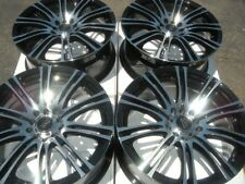 17 Wheels Rims Corolla Civic Eclipse Impreza Elantra Optima Accord 5x100 5x114.3