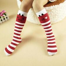 Cute Baby Children Kids Girls Knee High Socks Tights Leg Warmer Cotton Stockings