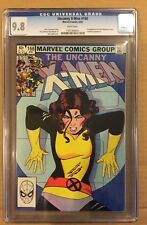 UNCANNY X-MEN # 168 CGC 9.8. FIRST APPEARANCE OF ADULT MADELYNE PRYOR WHITE PGS