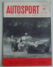 Autosport December 5th 1958 *Hawthorn Champion of the World