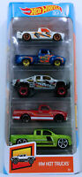 Hot wheels 5 car pack fkt63 HW Hot Trucks