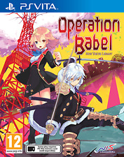Operation Babel: New Tokyo Legacy (PS Vita) - BRAND NEW & SEALED UK