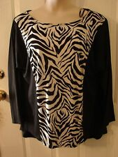 NWT Simply Irresistible Womens Top 1X $36