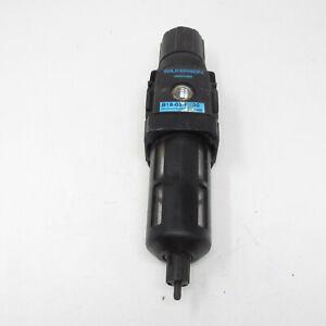 Wilkerson Pressure Regulator Filter 3/8 in NPT 87 CFM 0-125 PSI B18-03-FK00