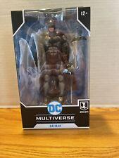 Mcfarlane DC Multiverse Batman Snyder Cut Justice League Action Figure Toy Sale
