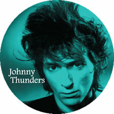 Parche imprimido, Iron on patch, /Textil sticker, Pegatina/ - Johnny Thunders