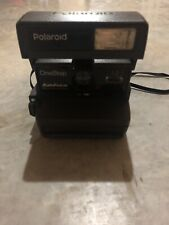 Polaroid One Step Instant Autofocus 600 Film Camera Digital Exposure System
