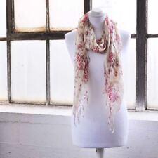 Bufandas y pañuelos de mujer estolas beige