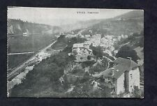 C1920's View of Yvoir, Namur, Belgium.