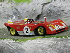Shell Collection Ferrari 312PB 1972 1:18 #2 Andretti / Ickx Daytona 6 hrs