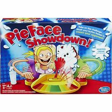 Pie Face Showdown Game Brand New Sealed in The Box