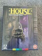 house the collection arrow blu ray