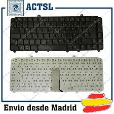 BLACK Spanish layout laptop keyboard for dell inspiron 1545 1540