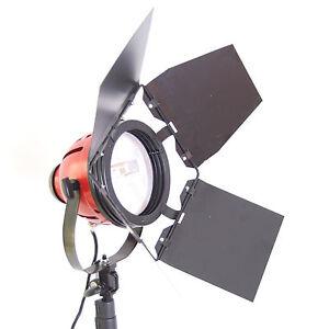 Kit d'éclairage Studio Photo Torche Lumiere Continue Quartz DynaSun DG800 800W