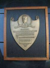 Plakette  Großer Torpedo Freilauf Preis von Deutschland Nürnberg 1932