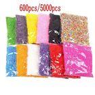 Wholelsale Assorted Colors Polystyrene Styrofoam Filler Foam Beads Balls Crafts
