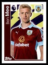 Merlin Premier League 2017 - Burnley Ben Mee No.43