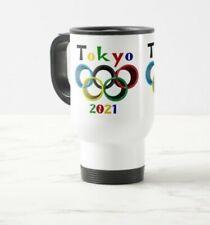 olympics 2021 tokyo japan travel thermo 14oz mug