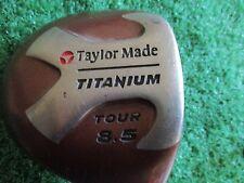 TaylorMade Titanium tour 8.5* driver/IMX Hp-x graphite shaft  right hand