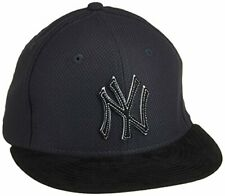 New Era Cap Diamond Suede New York Yankees, Navy/Gray/Black, 6 7/8