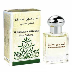 Al Haramain Madinah 15ml Roll On Perfume Oil