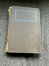 An Introduction To Science 1915 Bertha Clark Ph.D. Book Medical Vintage Antiques