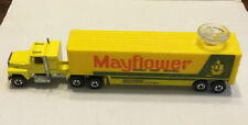 Hot Wheels 1981 Steering Rigs Ford Mayflower Semi Tractor Trailer Very Nice