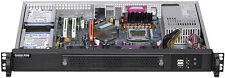 "1U 500W PSU (Short D11.8"")(4x2.5"" HDD)(Rackmount Chassis)(Micro-ATX/ITX)Case NEW"