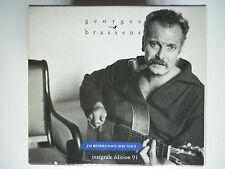 Georges Brassens coffret collector 12 cd J'ai Rendez-Vouz Avec Vous