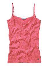 Figurbetonte Taillenlang Damenblusen,-Tops & -Shirts mit Träger und Baumwollmischung
