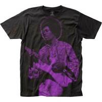 JIMI HENDRIX Purple Haze T SHIRT S-M-L-XL-2XL New Official Impact Merchandising