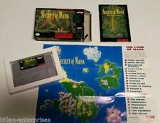 Videogiochi Secret of Mana Nintendo per giochi di ruolo