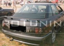 AUDI 80 B3 B4 86-96 Saloon Rear Boot Trunk Spoiler Lip Wing Sport Tuning new