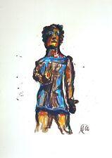 UNIKAT - Markus Lüpertz (* 1941), Apollon Phoibos, 2000