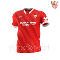 """Camiseta Sevilla FC 2020 2º Réplica """"ENTREGA URGENTE"""""""