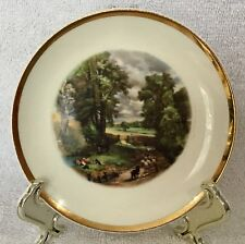 Vintage Collector Plate - The Cornfield - by John Constable - 4.5 Inches