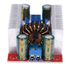 Durable DC-DC 15A 400W Step-Up Module 8.5-50V to 10-60V Boost Voltage Converter