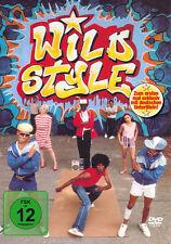 DVD Wild Stile con George Lee Quiñones Hip Hop Fiction di culto