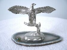 lead free pewter eagle figurine D4023