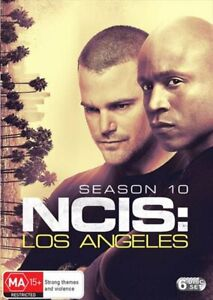 NCIS - Los Angeles - Season 10 DVD