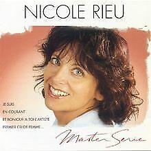 Master série von Nicole Rieu   CD   Zustand gut