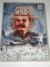 World War II: The Battle For Russia DVD (2013)  New