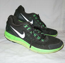 Nike LunarGlide + 4 Men's Running Shoes Size 13 M  Gray 531986-303