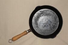 "FINDLAY CARLETON PLACE ONTARIO No.90 11""CAST IRON FRY PAN WOOD HANDLE"